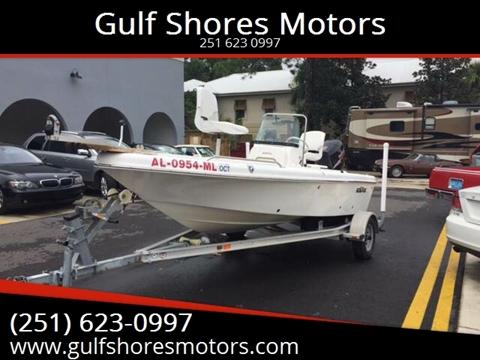 2008 Sea Fox Pro Series for sale at Gulf Shores Motors in Gulf Shores AL