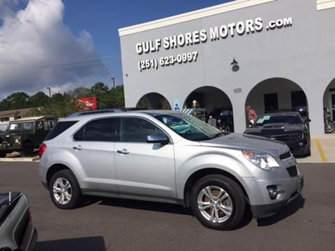 2013 Chevrolet Equinox for sale in Gulf Shores, AL