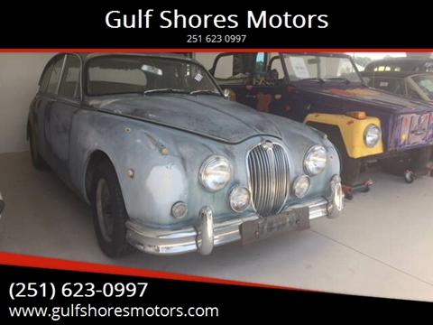 1966 Jaguar Mark VIII for sale at Gulf Shores Motors in Gulf Shores AL