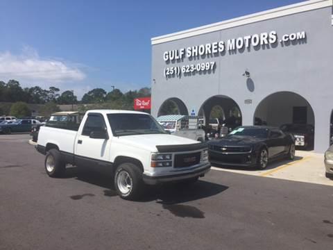 1997 GMC Sierra 1500 for sale in Gulf Shores, AL