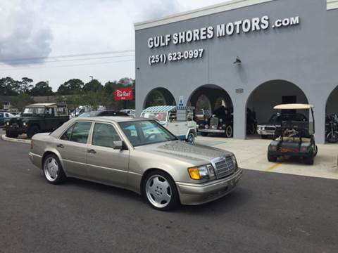 1993 Mercedes-Benz 500-Class for sale at Gulf Shores Motors in Gulf Shores AL
