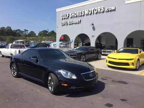 2006 Lexus SC 430 for sale in Gulf Shores, AL