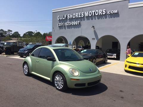 2008 Volkswagen New Beetle for sale at Gulf Shores Motors in Gulf Shores AL