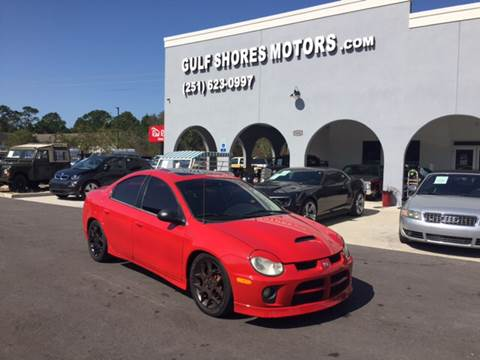 2004 Dodge Neon SRT-4 for sale at Gulf Shores Motors in Gulf Shores AL