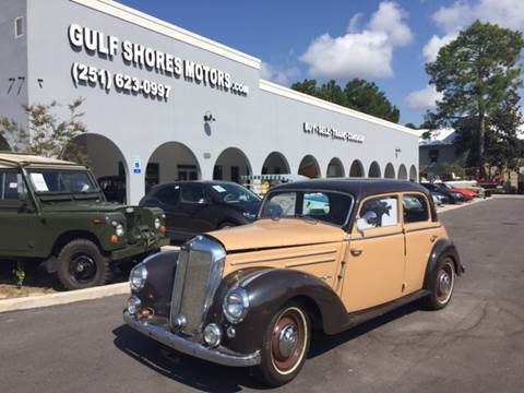 1952 mercedes benz s class for sale in davenport ia for Mercedes benz davenport iowa