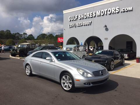 2008 Mercedes-Benz CLS for sale at Gulf Shores Motors in Gulf Shores AL