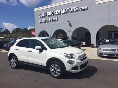 2016 FIAT 500X for sale at Gulf Shores Motors in Gulf Shores AL