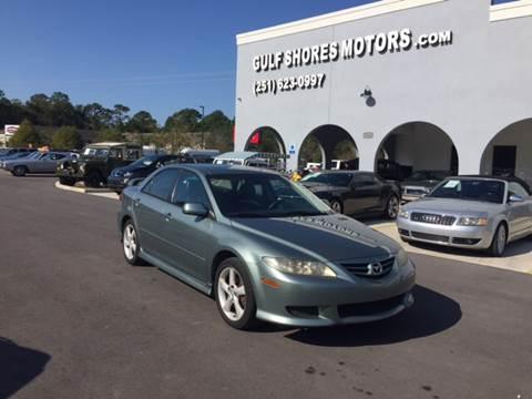 2004 Mazda MAZDA6 for sale at Gulf Shores Motors in Gulf Shores AL