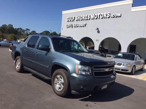 2008 Chevrolet Avalanche for sale in Gulf Shores, AL