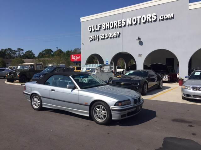 BMW Series I In Gulf Shores AL Gulf Shores Motors - 1998 bmw 328i for sale
