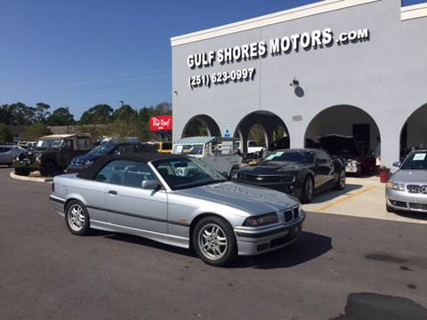 1998 BMW 3 Series for sale at Gulf Shores Motors in Gulf Shores AL