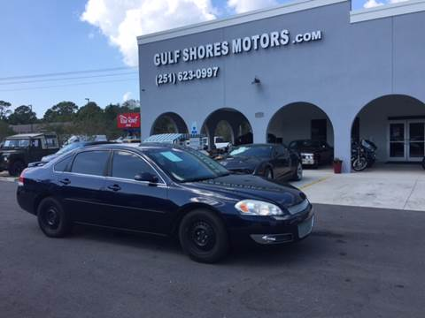 2007 Chevrolet Impala for sale at Gulf Shores Motors in Gulf Shores AL