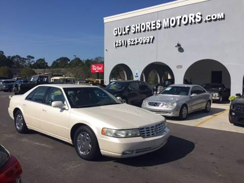 2002 Cadillac Seville for sale in Gulf Shores, AL