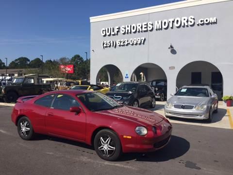 1994 Toyota Celica for sale at Gulf Shores Motors in Gulf Shores AL
