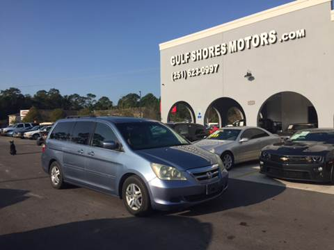 2006 Honda Odyssey for sale at Gulf Shores Motors in Gulf Shores AL