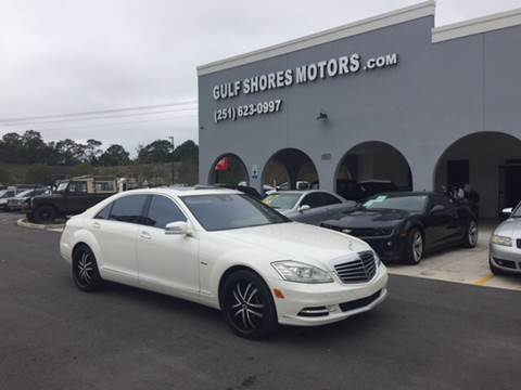 2010 Mercedes-Benz S-Class for sale at Gulf Shores Motors in Gulf Shores AL