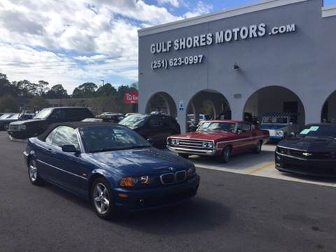 2003 BMW 3 Series for sale at Gulf Shores Motors in Gulf Shores AL
