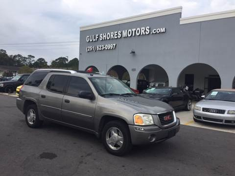 2005 GMC Envoy XUV for sale at Gulf Shores Motors in Gulf Shores AL