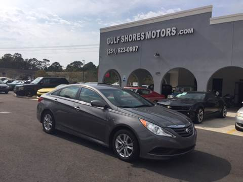 2014 Hyundai Sonata for sale at Gulf Shores Motors in Gulf Shores AL