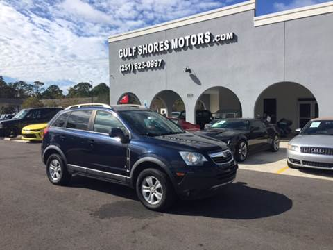 2008 Saturn Vue for sale at Gulf Shores Motors in Gulf Shores AL