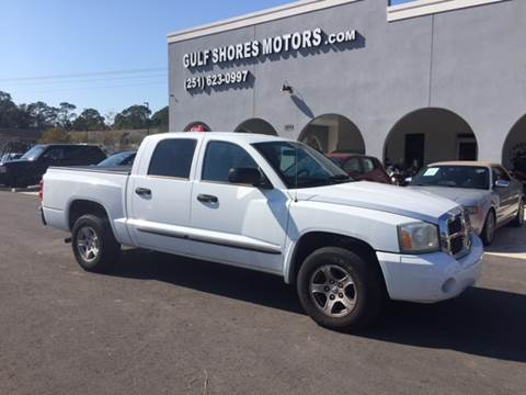 2006 Dodge Dakota for sale at Gulf Shores Motors in Gulf Shores AL