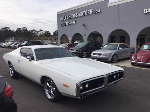 1972 Dodge Charger for sale at Gulf Shores Motors in Gulf Shores AL
