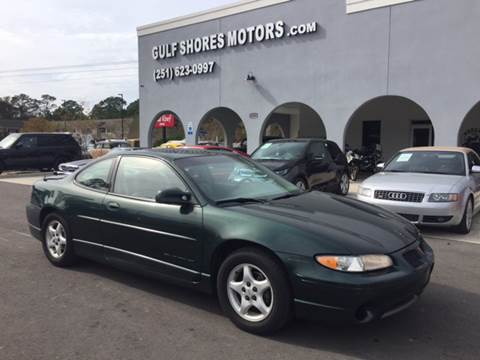 1998 Pontiac Grand Prix for sale at Gulf Shores Motors in Gulf Shores AL