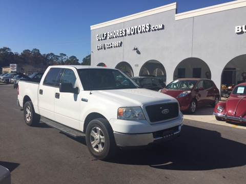 2004 Ford F-150 for sale at Gulf Shores Motors in Gulf Shores AL