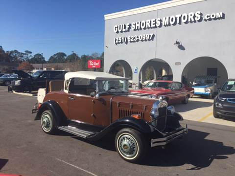 1977 Ford Model A for sale at Gulf Shores Motors in Gulf Shores AL