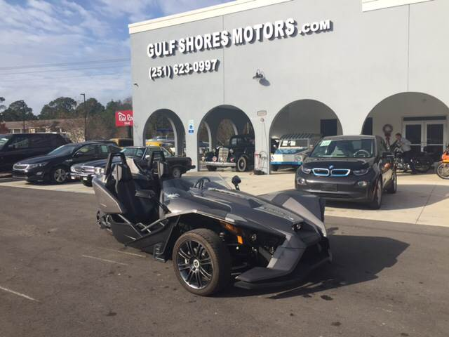 2016 Polaris Slingshot for sale at Gulf Shores Motors in Gulf Shores AL