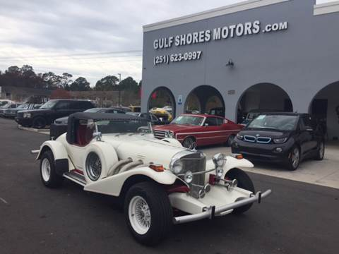 1977 Excalibur Roadster for sale at Gulf Shores Motors in Gulf Shores AL