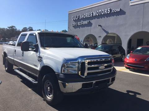 2005 Ford F-250 Super Duty for sale at Gulf Shores Motors in Gulf Shores AL