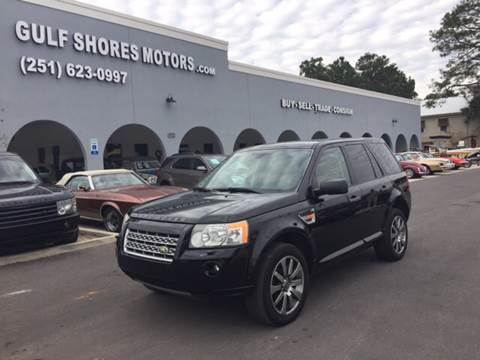 2008 Land Rover LR2 for sale at Gulf Shores Motors in Gulf Shores AL