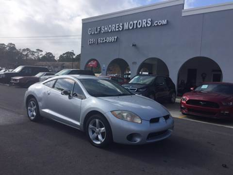 2006 Mitsubishi Eclipse for sale at Gulf Shores Motors in Gulf Shores AL