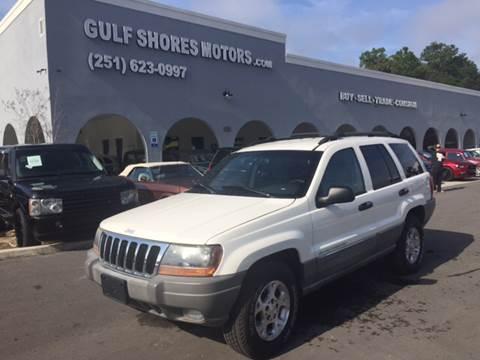1999 Jeep Grand Cherokee for sale at Gulf Shores Motors in Gulf Shores AL