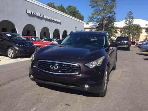 2009 Infiniti FX35 for sale at Gulf Shores Motors in Gulf Shores AL