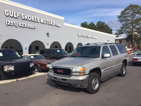 2004 GMC Yukon XL for sale at Gulf Shores Motors in Gulf Shores AL