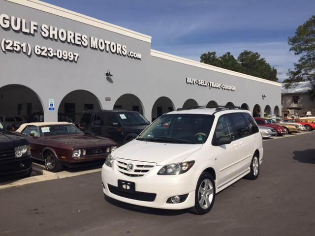 2004 Mazda Mpv Es In Gulf Shores Al Gulf Shores Motors