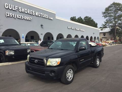 2005 Toyota Tacoma for sale at Gulf Shores Motors in Gulf Shores AL