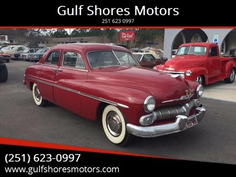 1950 Mercury Sport Sedan for sale at Gulf Shores Motors in Gulf Shores AL