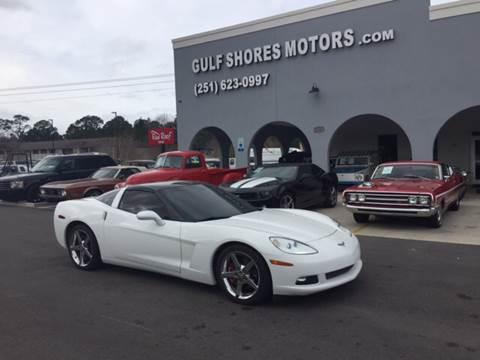 2005 Chevrolet Corvette for sale at Gulf Shores Motors in Gulf Shores AL