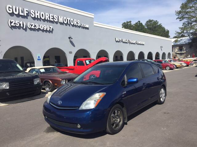 2008 Toyota Prius for sale at Gulf Shores Motors in Gulf Shores AL