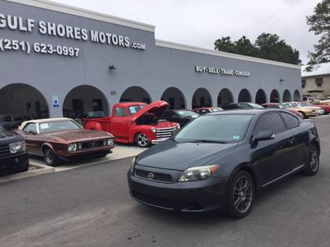 2007 Scion tC for sale at Gulf Shores Motors in Gulf Shores AL