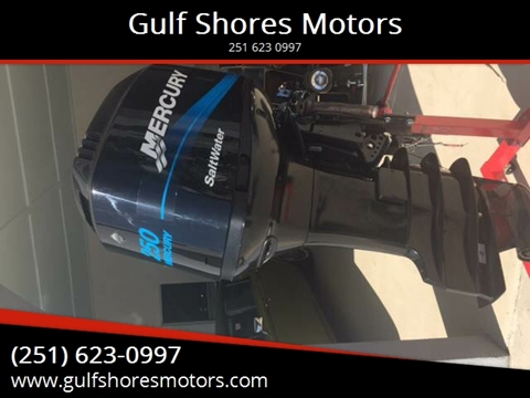 2004 Mercury 250 saltwater for sale at Gulf Shores Motors in Gulf Shores AL