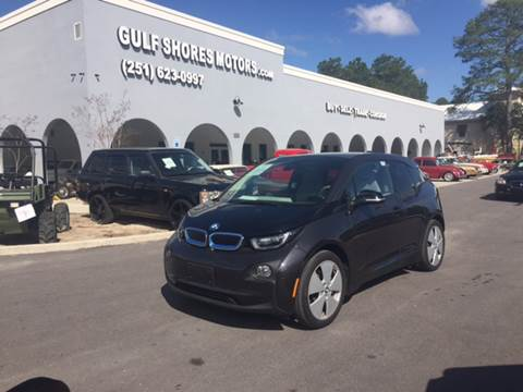 2015 BMW i3 for sale at Gulf Shores Motors in Gulf Shores AL
