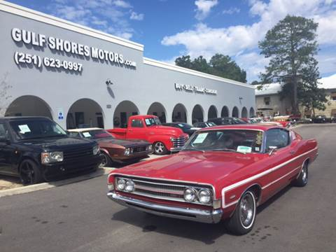 1969 Ford Torino for sale at Gulf Shores Motors in Gulf Shores AL