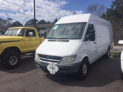 2005 Dodge Sprinter Cargo for sale at Gulf Shores Motors in Gulf Shores AL