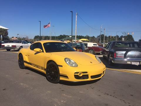 2007 Porsche Cayman for sale at Gulf Shores Motors in Gulf Shores AL