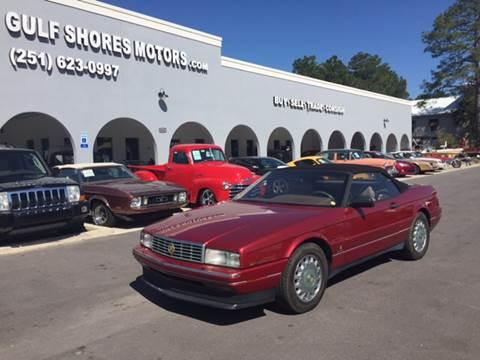 Used Cadillac Allante For Sale in Alabama - Carsforsale.com