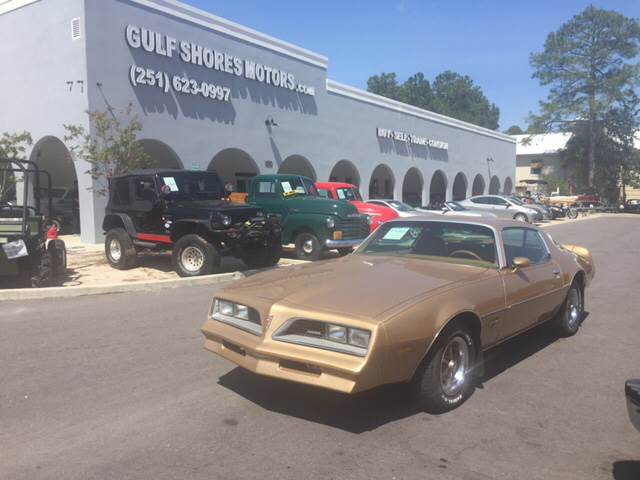 1977 Pontiac Firebird Espirit
